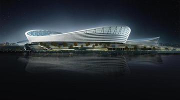 苏州奥体中心体育场入选全球十佳球场