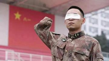 """最帅军礼!杜富国当选""""时代楷模"""""""