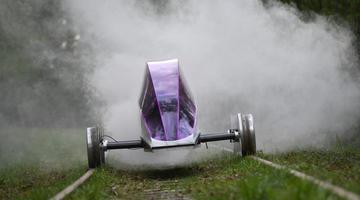 最节能汽车1茶匙汽油能开75公里