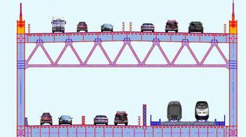 常泰长江大桥设计获批 将创3项世界第一