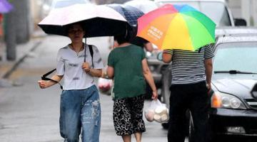 台风本周末将影响江苏 部分地区有雨