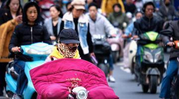 转眼入冬 明晨淮北最低只有7-8℃