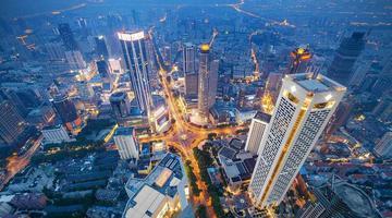 长三角城市群迎来8大新项目