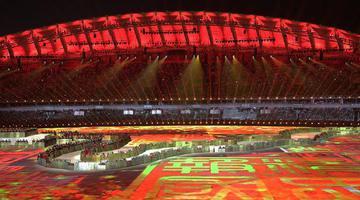 军运会开幕式及文艺表演获盛赞