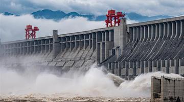 长江今年第1号洪水在上游形成