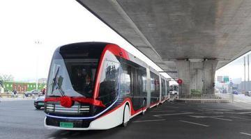 国内首条超级虚拟轨道列车专线