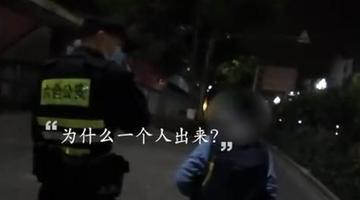 南京12岁男孩深夜离家去坟地看妈妈