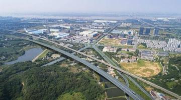 312国道宁镇段快速化改造工程正式开工