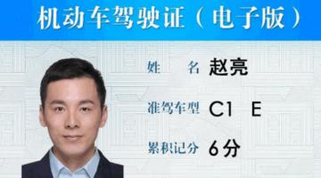 南京9小时10万人申领电子驾照