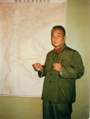 开国少将孙干卿南京逝世享年100岁