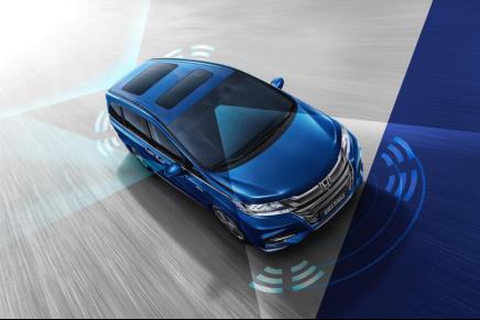 前瞻领先的Honda SENSING安全超感系统