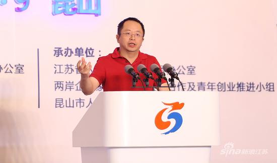 360集团董事长兼CEO周鸿祎分享创业经验