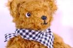 缝一只童年记忆里的泰迪熊 驱赶冬夜所有的噩梦
