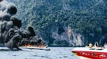 泰国皮皮岛快艇爆炸详情