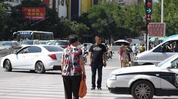 南京:沙巴娱乐网址219,一年闯红灯超5次将记为交通失信