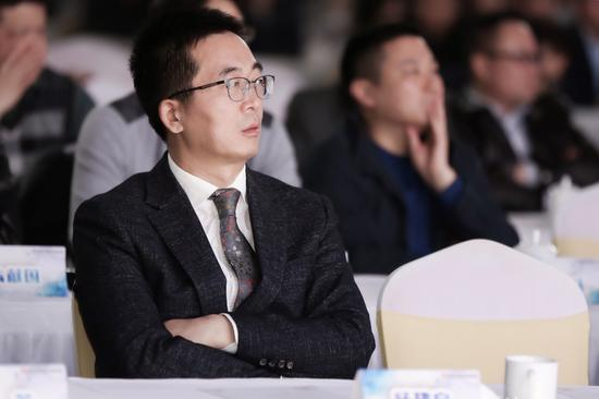新浪江苏总裁杨建良先生出席活动