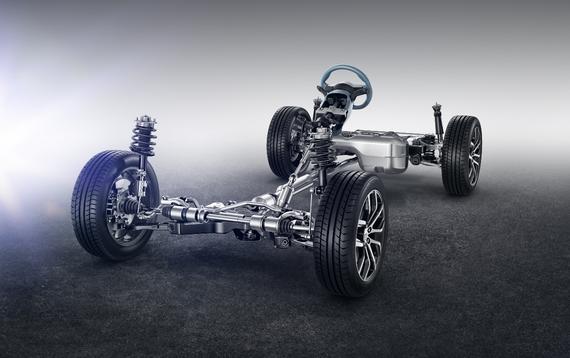 高安全——超强车身结构 全面智能防护