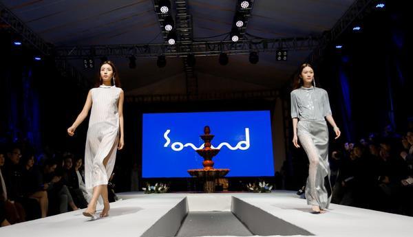 """""""SOUND""""2018江苏时装秀惊喜上演 见证中国设计新力量"""