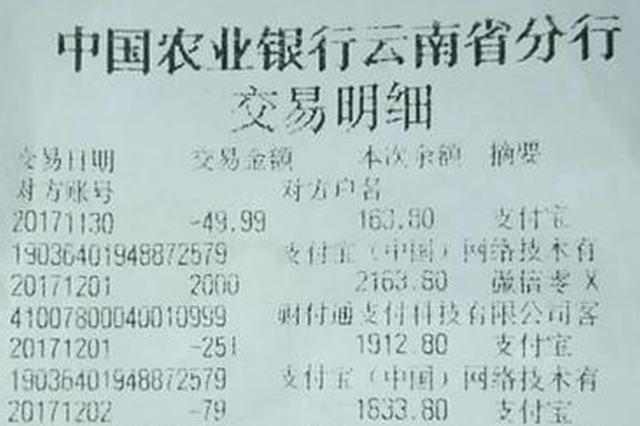 一男子借用手机刷脸盗窃同事三千余元
