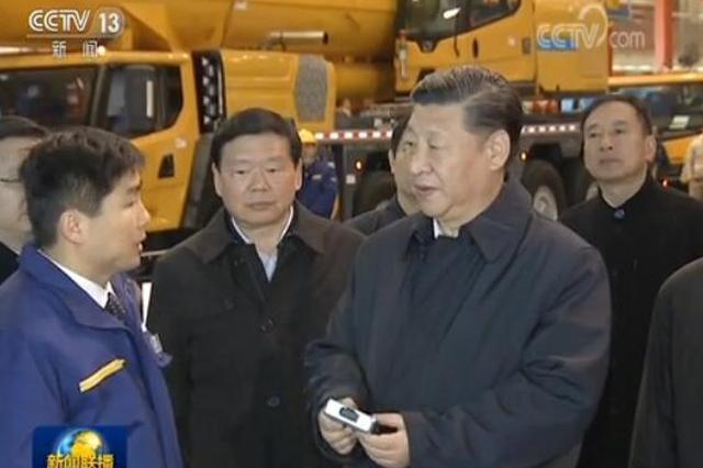 习近平徐州考察:紧扣新时代要求 推动改革发展