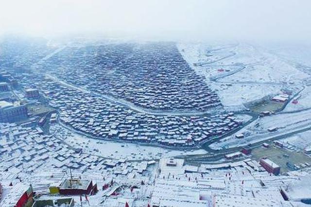 暴雪预警 交通条线全力迎战