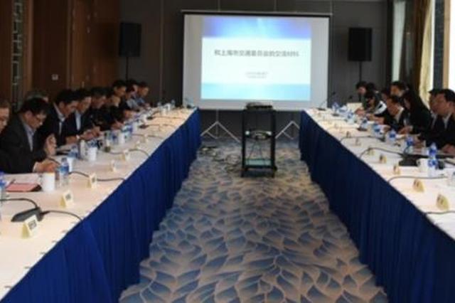 省际交通衔接 苏沪两地间有哪些项目对接?