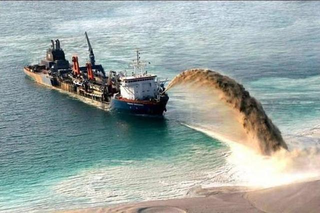国家海洋督察组:江苏围填海方面存在四大问题