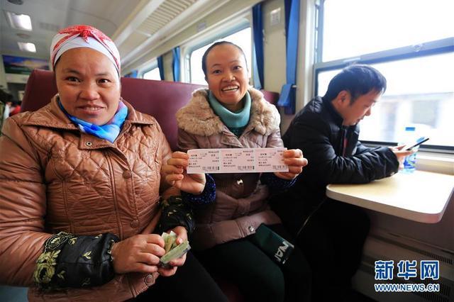 除夕火车票明起开售 多地热门车次票源紧张