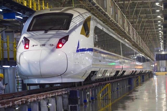 盐通高铁开工:江苏沿海高铁补上最后一环 对接上海