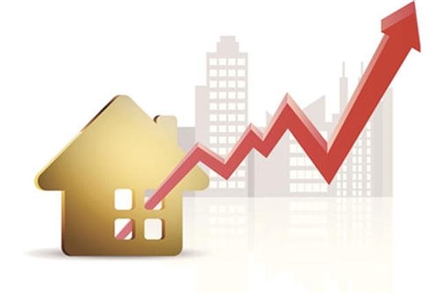 """""""止涨""""12个月后南京房价首次上浮 仍低于上一年同期"""