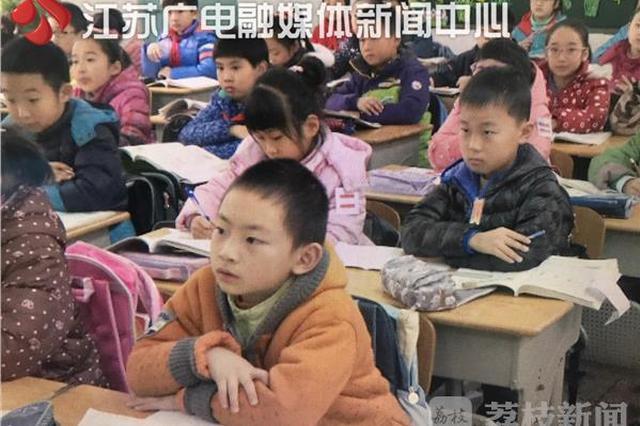 受降温降雪预报影响 南京部分小学期末考试提前