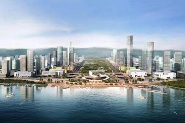 南京江北新区今年开建三条地铁 一条过江通道
