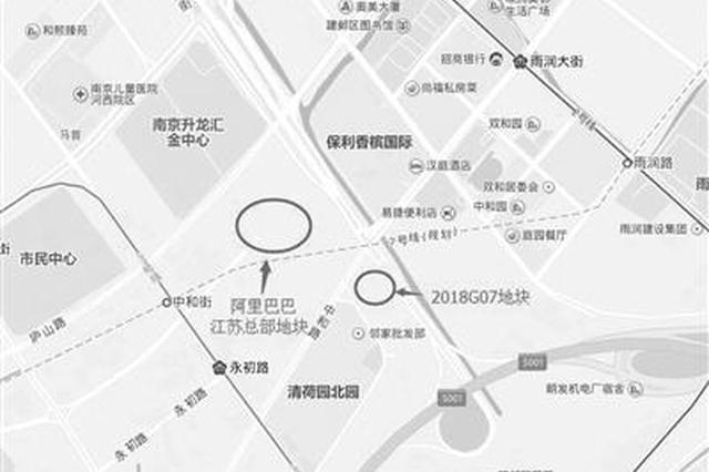 南京节前推9幅地块 河西南一地块或为小米华东总部