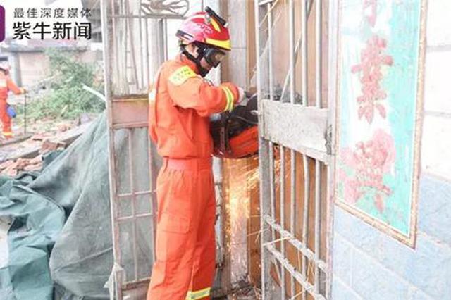 6年春节逆行的消防员 手机里一段视频让人肃然起敬