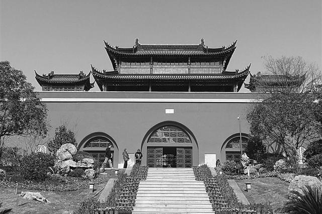 600岁的南京鼓楼公园修缮一新 春节期间对外开放