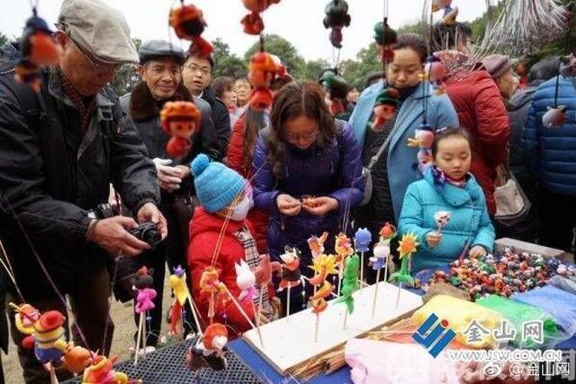 春节假期 江苏各地景区年味足人气旺