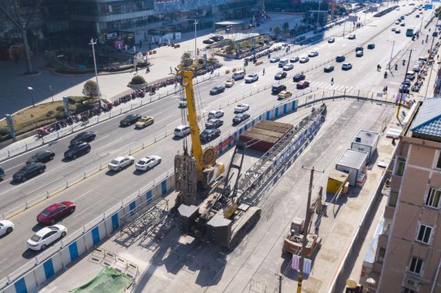 南通开工建设地铁一号线 首批6座站点开工(图)