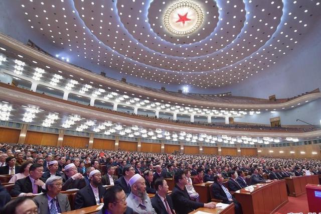 汪洋当选第十三届全国政协主席