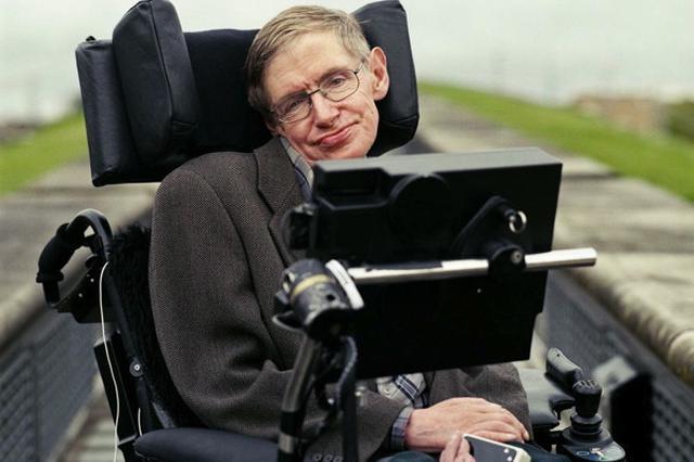 物理学家史蒂芬-霍金去世 享年76岁