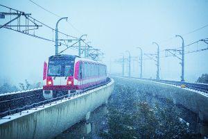 保障雪天出行 24日起南京地铁5条线路将增加运力
