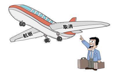 受大雪天气影响 东航江苏公司取消25日航班37班