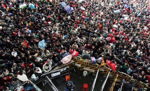 2018江苏春运旅客发送量首次下降 运输结构日趋合理