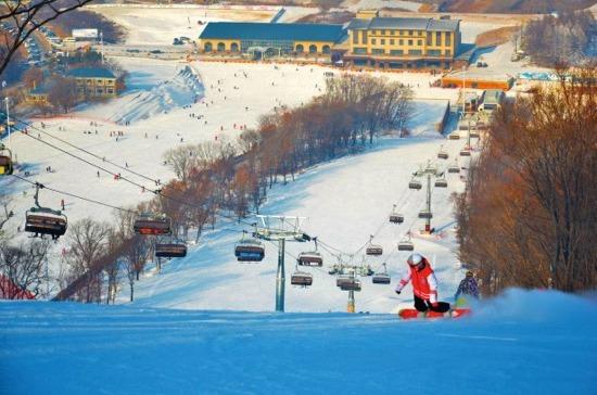 全国滑雪场联盟 让冰雪之链起航
