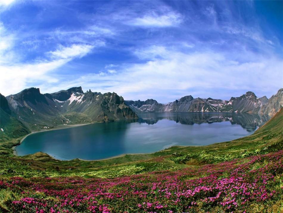 山水灵秀地 大美长白山