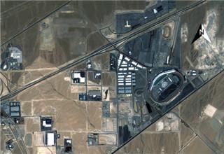 吉林一号卫星实拍美国本土空军基地:战机清晰可见