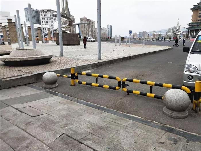 延吉这个地方禁止车辆通行 违者最高可罚1000元