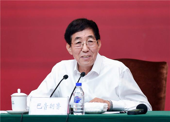 8月12日至13日,全省实施乡村振兴战略现场推进会议在长春召开,吉林省委书记巴音朝鲁出席会议并讲话。宋锴/摄