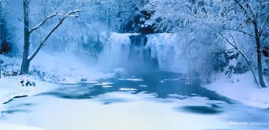 入冬而不冻的奇观