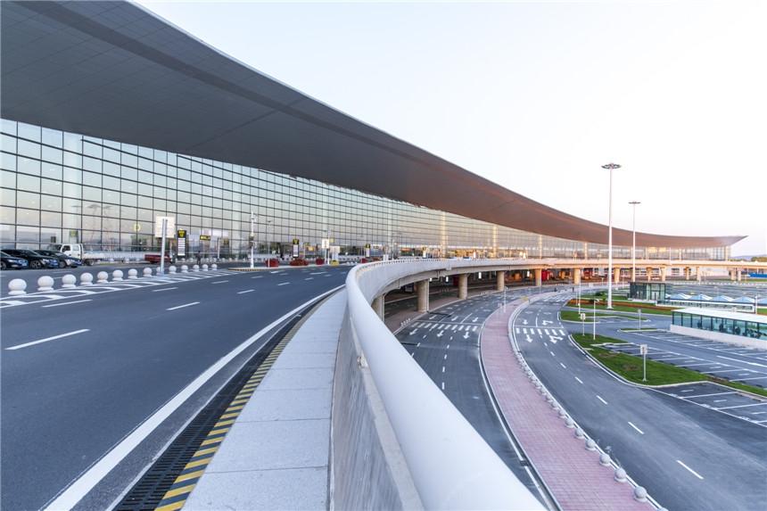 长春机场2号航站楼10月28日启用