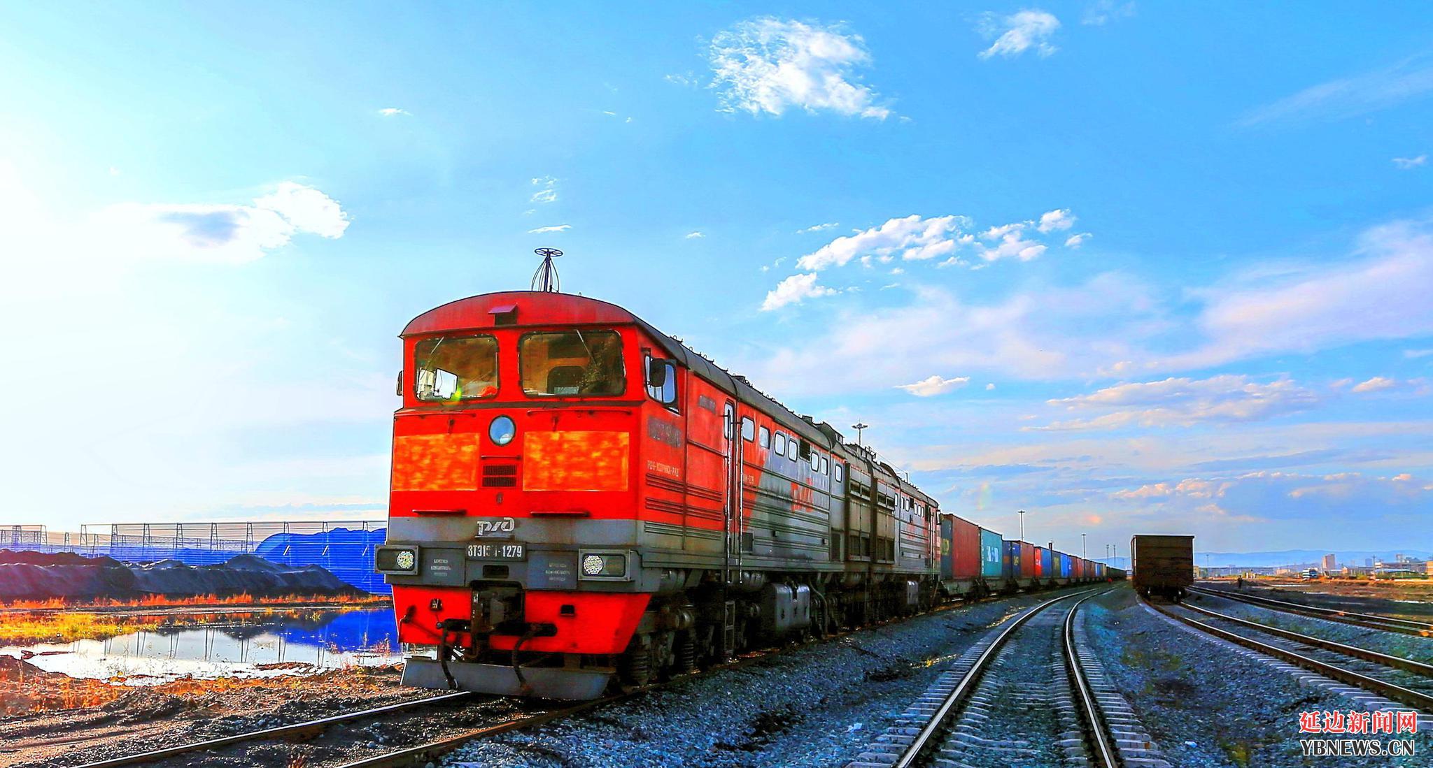 珲春铁路口岸